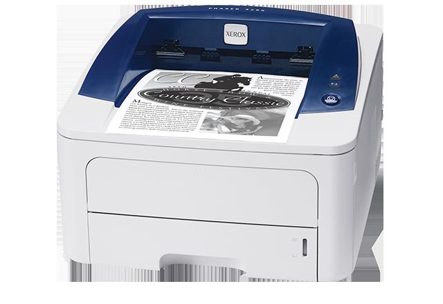 pilote imprimante xerox phaser 3250