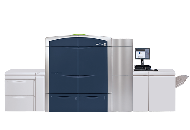 Xerox® Color 800i/1000i-produktionsprinter