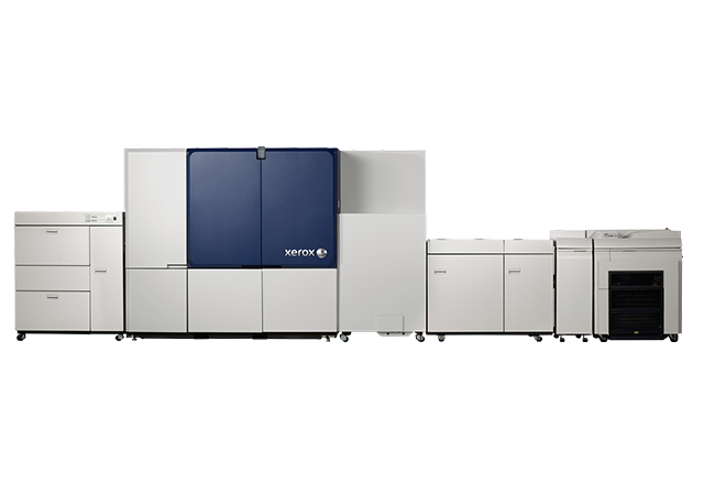 Xerox® Brenva® HD Production Inkjet Press