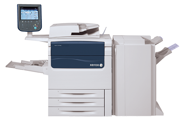 Prensa a color Xerox® C75