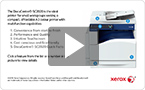 Interactive product demo: experience the DocuCentre SC2020 at your pace.