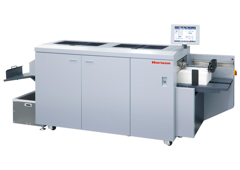 Horizon Smartslitter Sheet Cutter And Paper Creaser Xerox