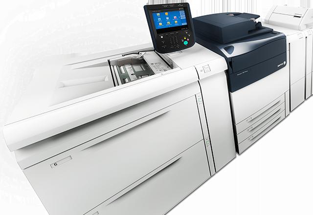 Xerox Versant 180 Color Digital Press
