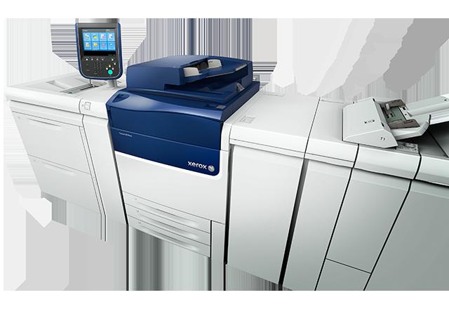 Xerox Versant 80 Press: Automated Color Publishing
