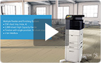 Xerox® VersaLink® B600/B610 and B605/B615: Freeing you up to collaborate more freely and securely.