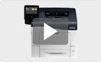 Outil de découverte de produits — Xerox Versant C405
