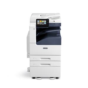 Impressora multifuncional colorida Xerox® VersaLink® C7020/C7025/C7030