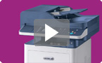 Xerox® WorkCentre® 3335/3345: Convenience and Connectivity