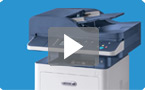 Xerox® WorkCentre® 3335/3345: Performance and Productivity
