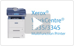 The Xerox WorkCentre 3335/3345 Multifunction Printer: Count On It