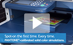 The Xerox WorkCentre 6605 Color Multifunction Printer: Brilliant
