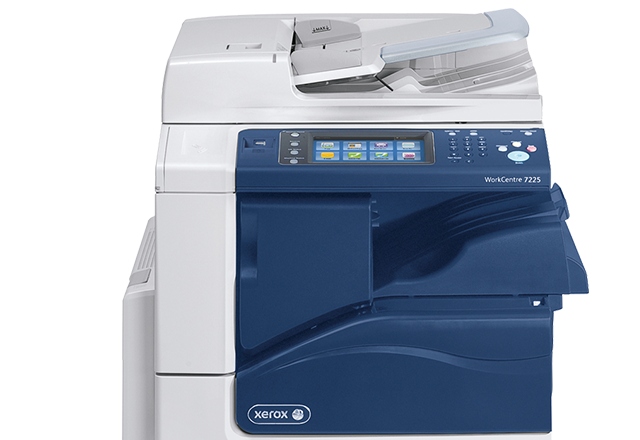 WorkCentre 7220/7225, Color Multifunction Printers: Xerox