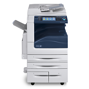WorkCentre 7830/7835/7845/7855 Color Multifunction Printers