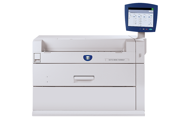 Xerox 6279™ Wide Format Printer