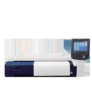 Sistema de formato amplio de Xerox 6705™