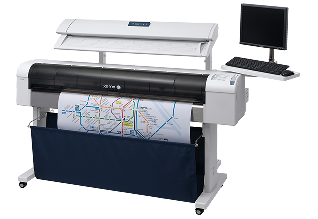 Xerox Wide Format 7142 MFP Solution