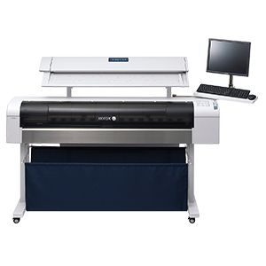 Solution multifonction grand format Xerox 7142