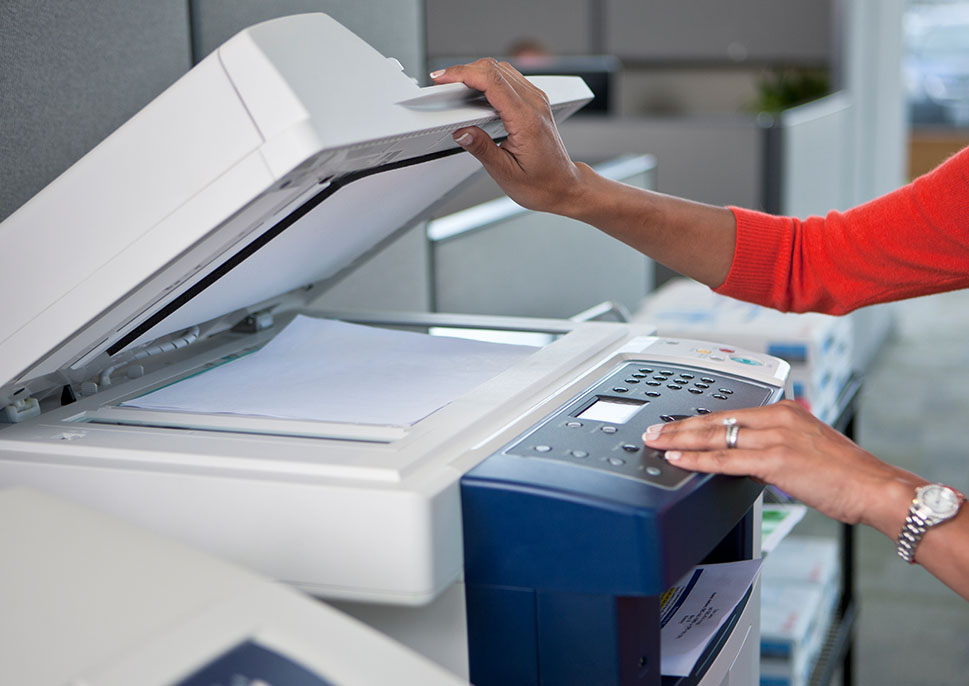 Document Scanning Software - Xerox Scan to PC Desktop