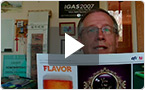 Jim Hamilton, a Group Director at InfoTrends, discusses some samples showing the use of gold, silver, and multi-pass clear using the Xerox Color 800i/1000i Press