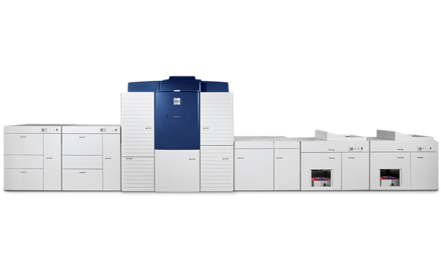 Xerox iGen3 110 and iGen3 90 slide1