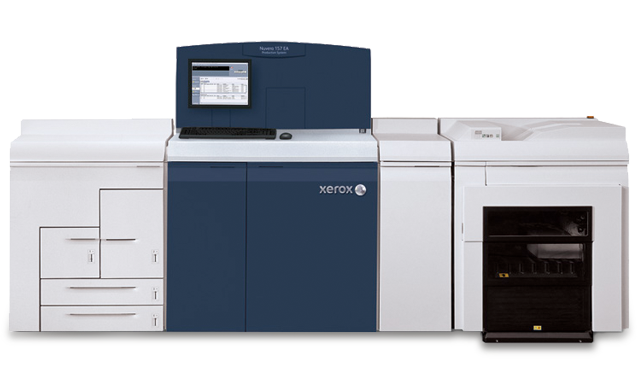 Xerox Nuvera 120 MX DPS slide1