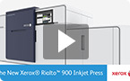 Unveiling the new Xerox® Rialto 900 Inkjet Press at Hunkeler (2:09)