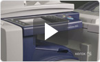 Interactive product demo: experience the Série WorkCentre 5900i at your pace.