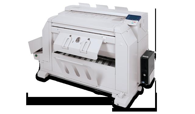 Xerox 6204, Wide Format Solutions: Xerox