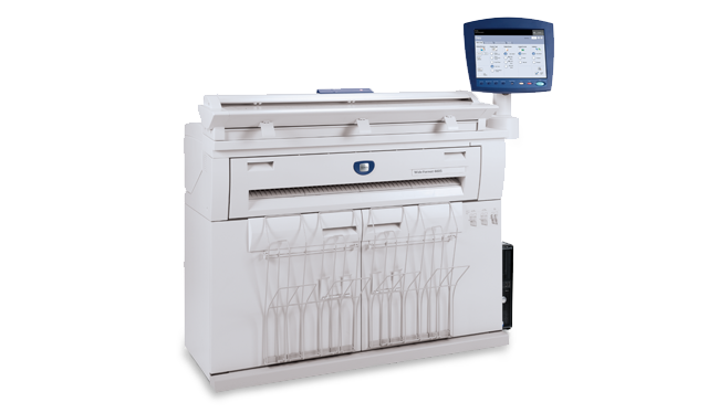 Xerox 6604/6605, Wide Format Solutions: Xerox
