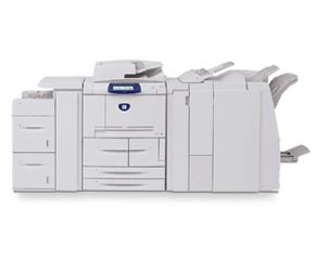 Xerox 4595 CP with FreeFlow Print Server slide1