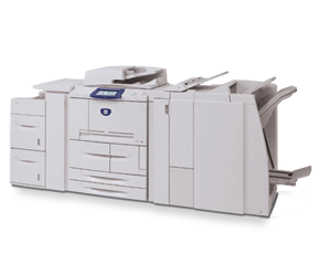 Xerox 4595 Copier/Printer met FreeFlow Print Server slide3