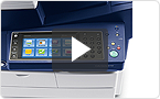 Interactive product demo: experience the ColorQube 8700 at your pace.