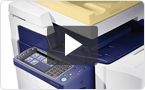 Interactive product demo: experience the ColorQube 8900 at your pace.