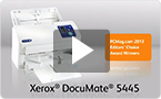 Xerox DocuMate 5445 & 5460 Introduction