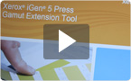 Automate 5-Color Printing with FreeFlow Core on Xerox iGen 5 Press