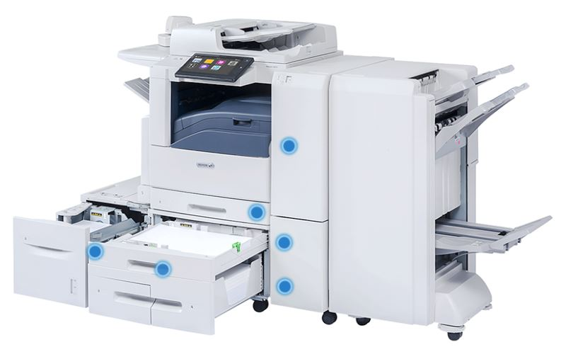 Xerox AltaLink C8030/C8035/C8045/C8055/C8070 Color MFPs