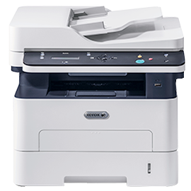 A photo of Xerox<sup>®</sup> B205 Multifunction Printer
