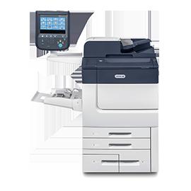A photo of Xerox<sup>®</sup> PrimeLink<sup>®</sup> C9065/C9070 Printer