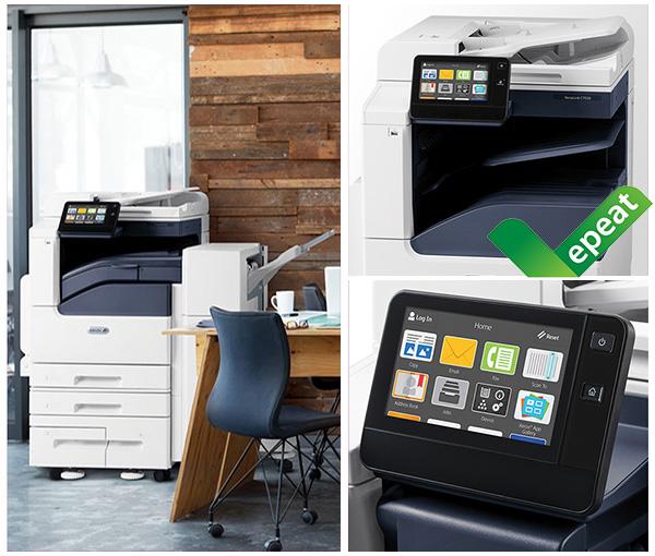 Xerox VersaLink B7025/B7030/B7035 Monochrome MFPs