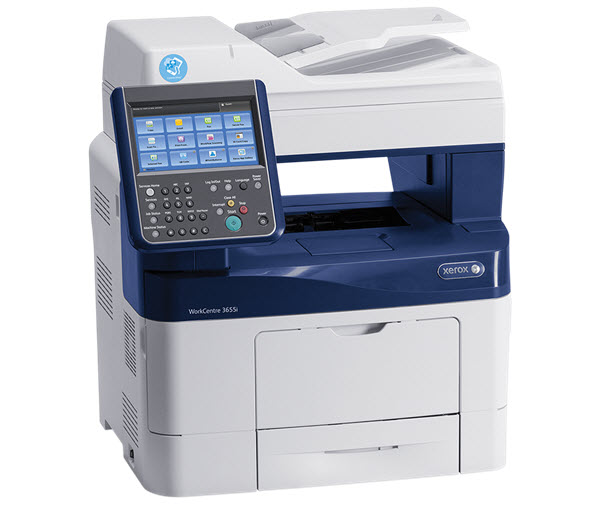 Workcentre 3655 Multifunction Black And White Printers Xerox