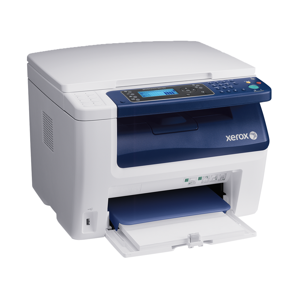 Workcentre 6015 Specifications Include Compact Design