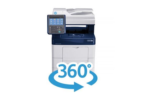 Workcentre 6655i Multifunctionele Printer Xerox