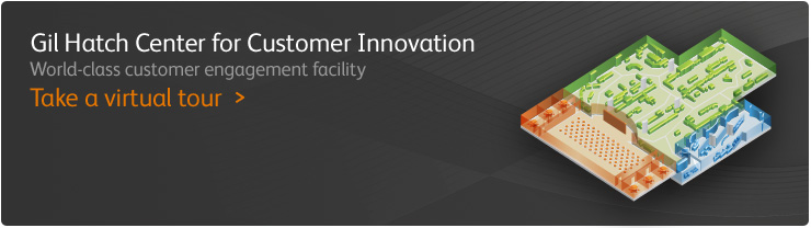 Xerox Customer Engagement Center: The Gil Hatch Center