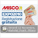 Xerox partecipa al Misco Expo 2010