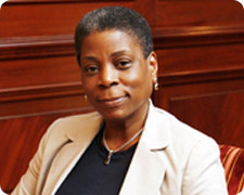 CEO - Ursula Burns