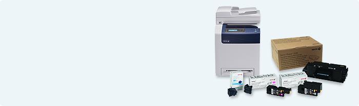 Xerox Drucker-Toner