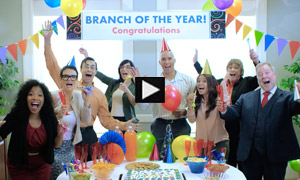 Video - Branch of the Year