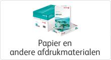 Printer verbruiksartikelen papier