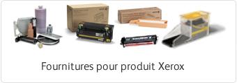 Fournitures pour produit Xerox