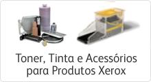 Suprimentos para impressoras Xerox
